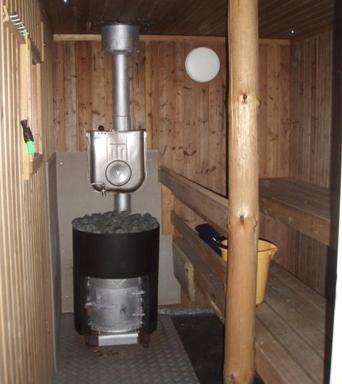 Seitsemän veljeksen sauna